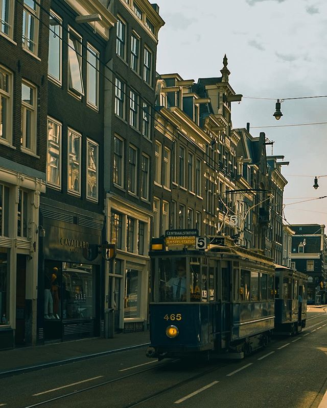 Old fashion tram charging through blistering heat 🔥 . . . #amsterdam #amsterdamworld #amsterdamlife #amsterdamcity#wonderlustamsterdam #theprettycities#theweekoninstagram #whplookup #lensbible #passionpassport #wonderful_places#ourplanetdaily #moodygrams #ig_europa#living_europe #stayandwander#kings_villages #awesome_earthpix#beautifuldestinations #bestcitybreaks#hello_worldpics #travellingthroughtheworld#artofvisuals #fijifilm #earthfocus #fujixt20 #fujixseries