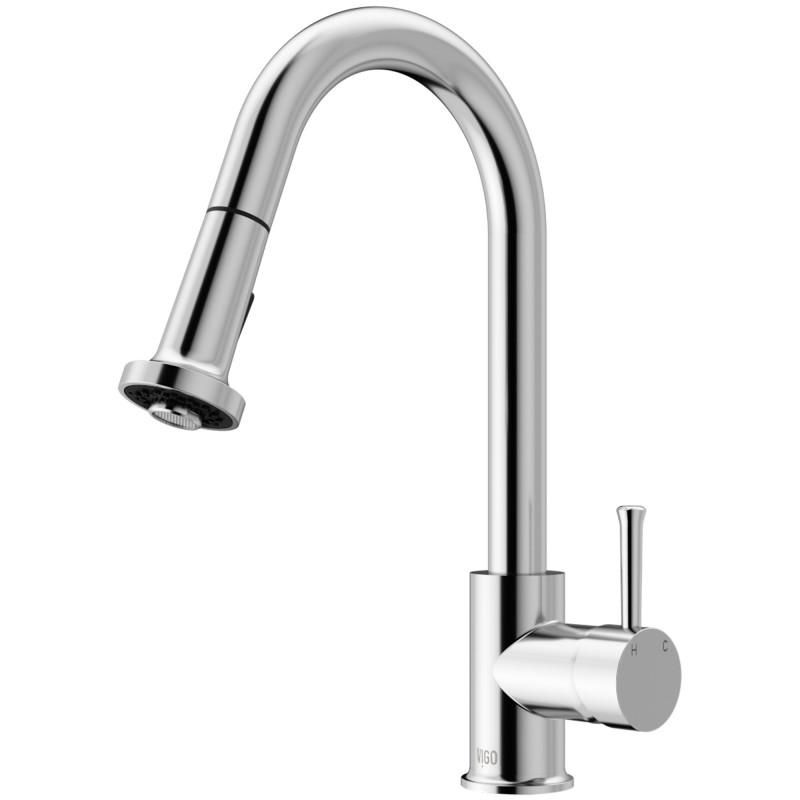 Kitchen faucets design ideas for the minimalist kitchen | www.blog.vigoindustries.com