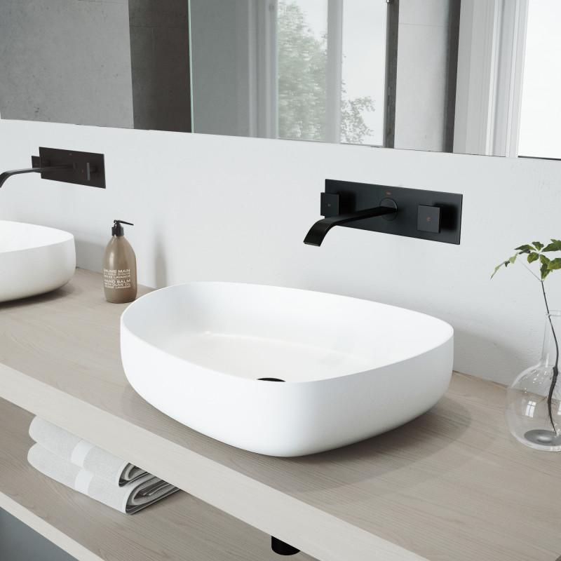 Clean and Serene: a Minimalist Approach to Bathrooms | VIGO Industries - Bathroom Design Ideas - Bathroom Remodels - Home Interior