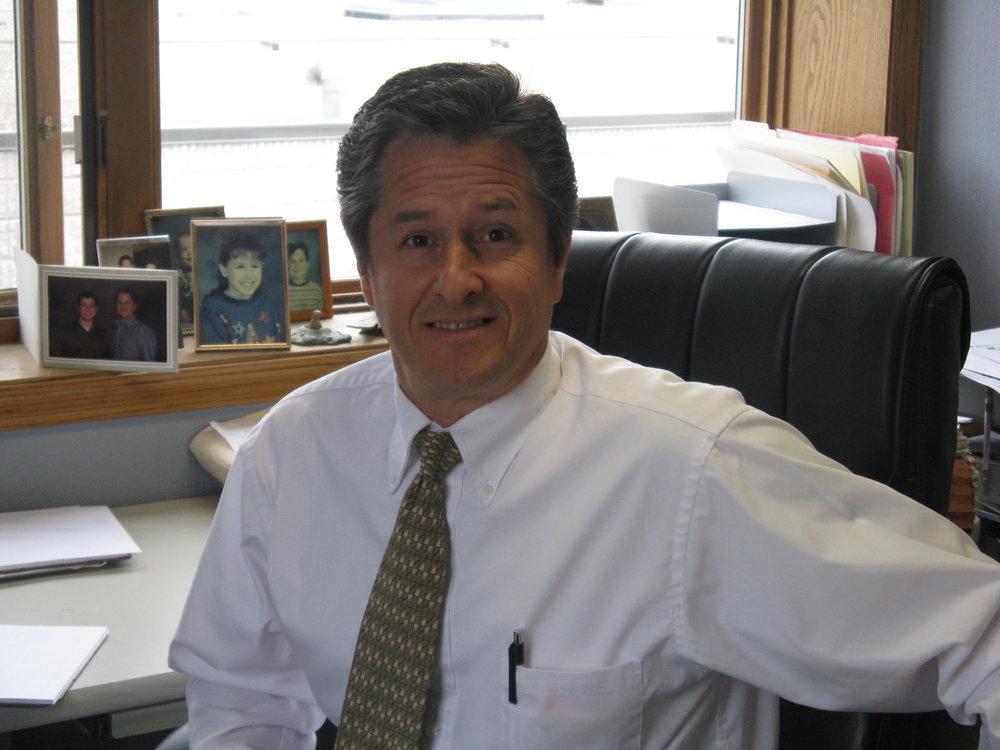 David Kelliher , President