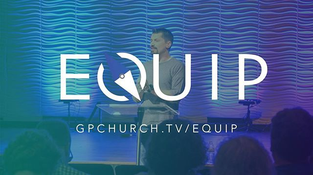 Join us tonight for Equip with @pastormattscott. • • • Every fourth Sunday we offer Equip Leadership Workshop. The purpose is to strengthen your character and gifting to develop a life that glorifies God in every area. Equip Leadership Development workshops are offered from 6:00pm - 8:00pm in our Moody Campus Worship Center.