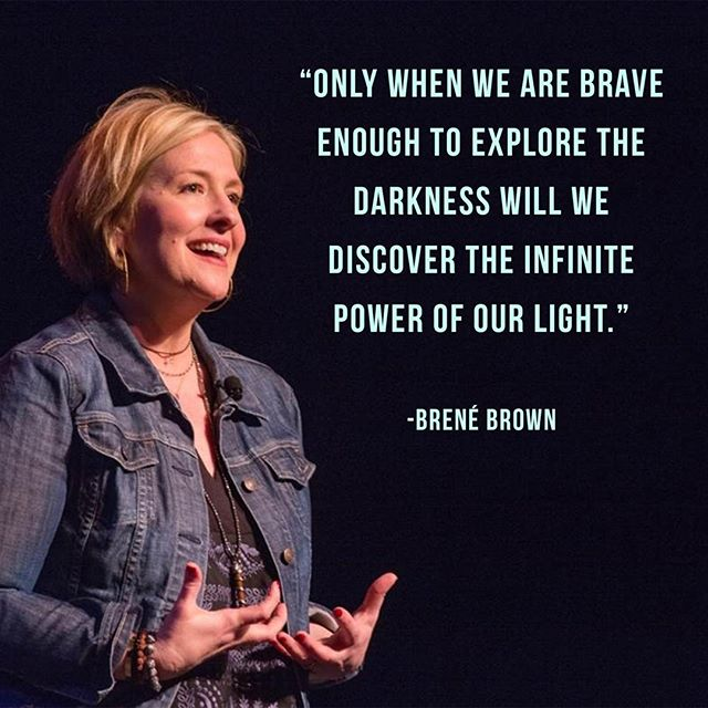 Are you brave enough to explore the darkness? ✨ . . . . . . #brave #bravery #youarebrave #light #brenebrown #brenebrownquotes #podcast #podcastlife #podcasting #podcaster #applepodcast #podcastersofinstagram #spotifypodcast #inspiration #motivation #motivationalquotes #mondaymotivation