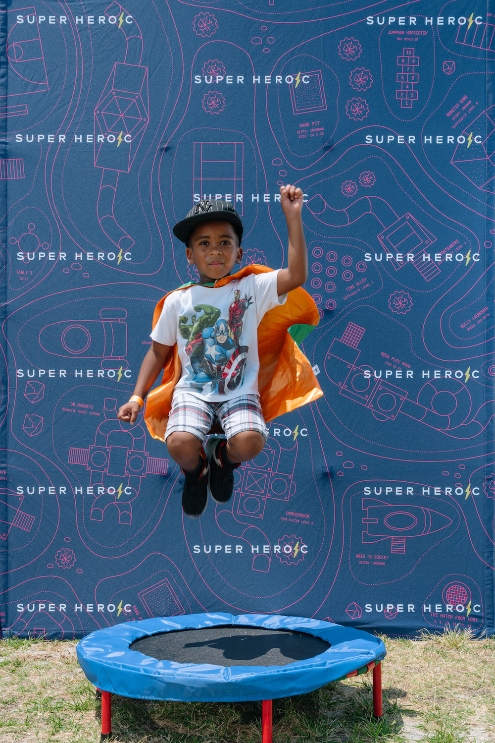 Super Heroic