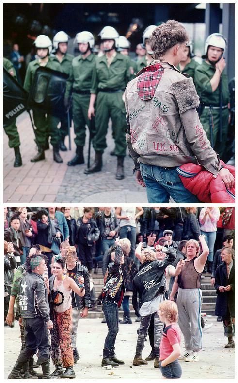 Chaos Days, Hanover, 1984