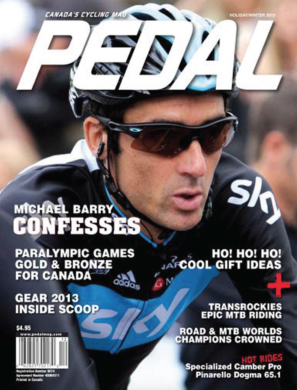 Pedal Magazine, Fall, 2012