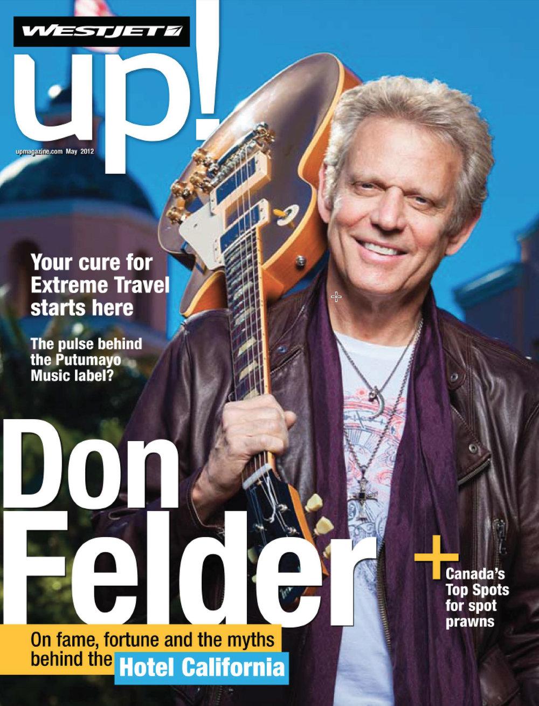WestJet     Up!,May, 2012