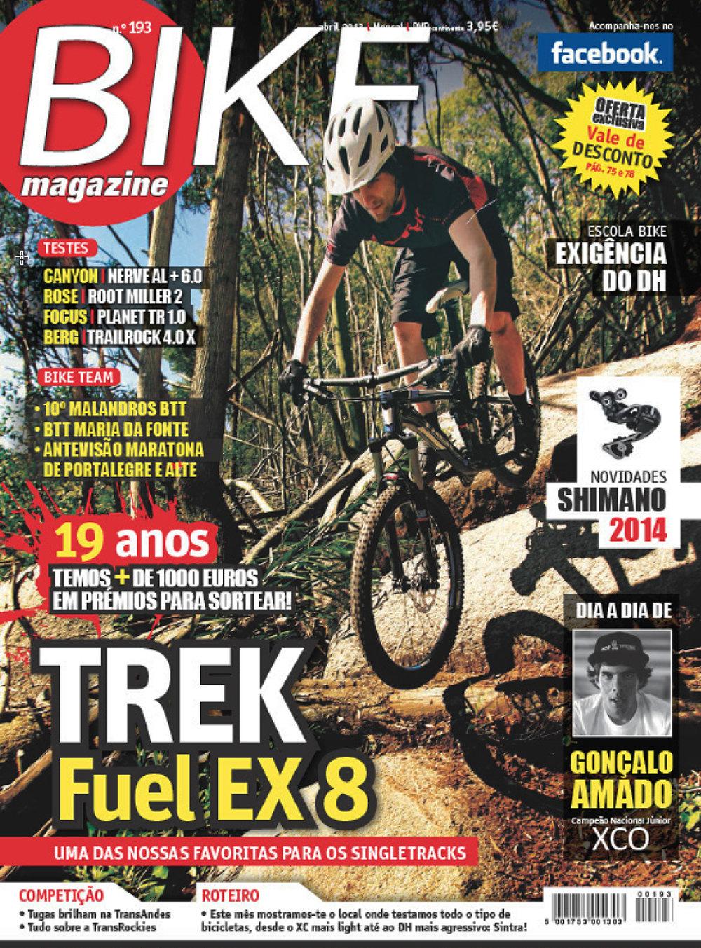 Bike Magazine Portugal, March 2013