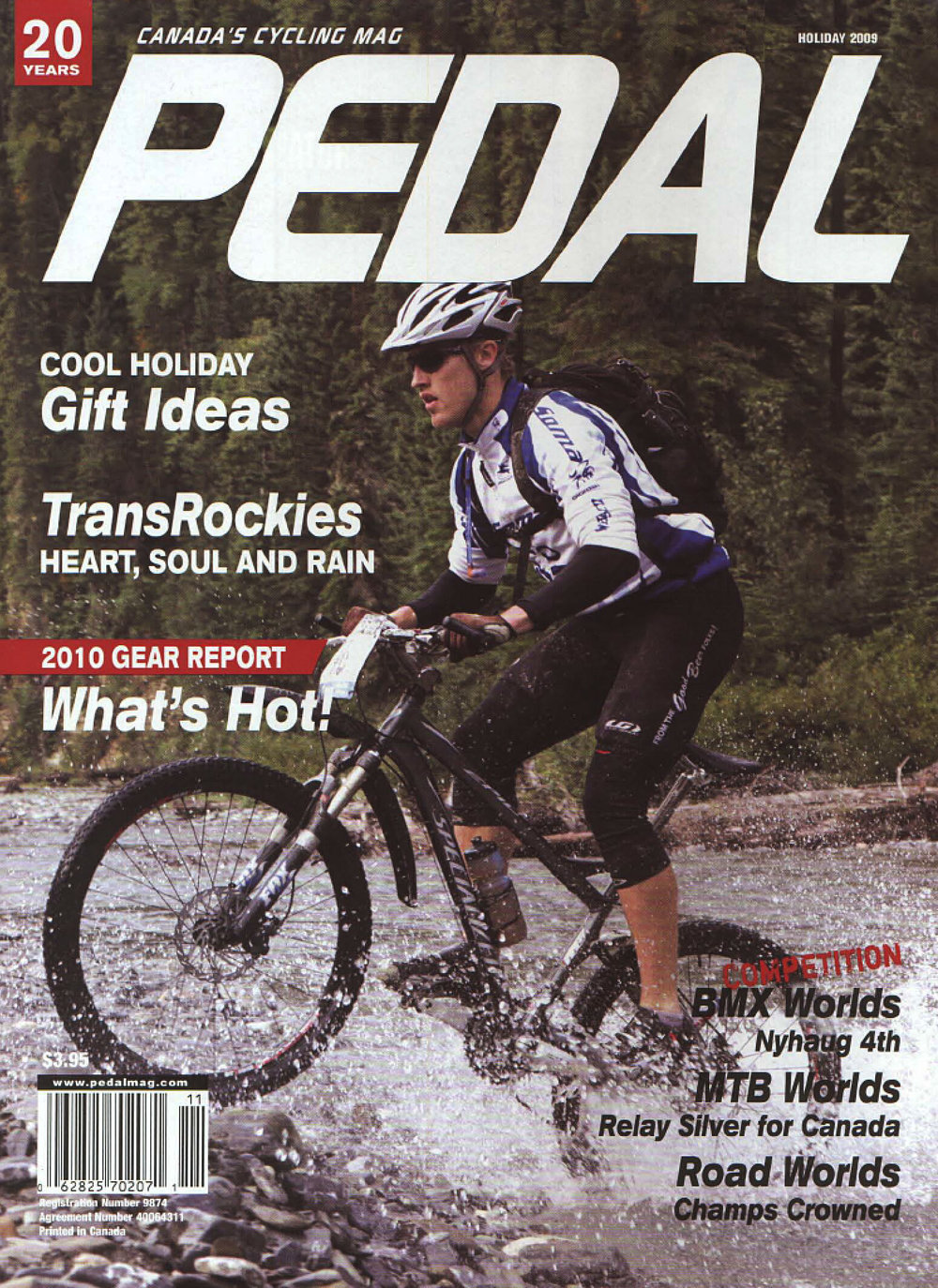 Pedal Mag, Fall 2009