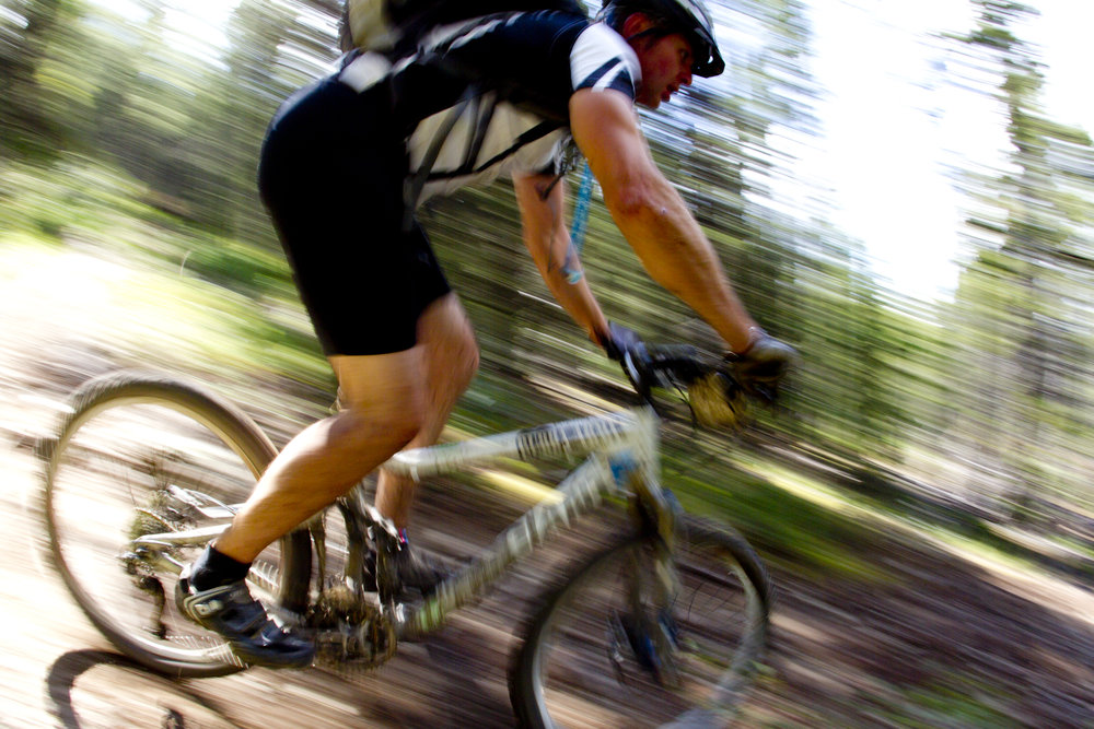 The TransRockies Classic mountain bike stage race.
