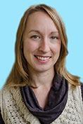 Kate Saunders - Clinical Supervisor MA, RCC