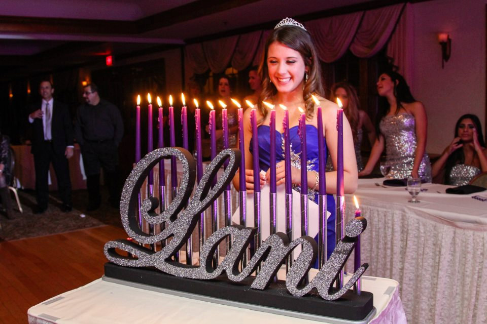 Sweet 16 Birthday Party Ideas 11 Candelabra