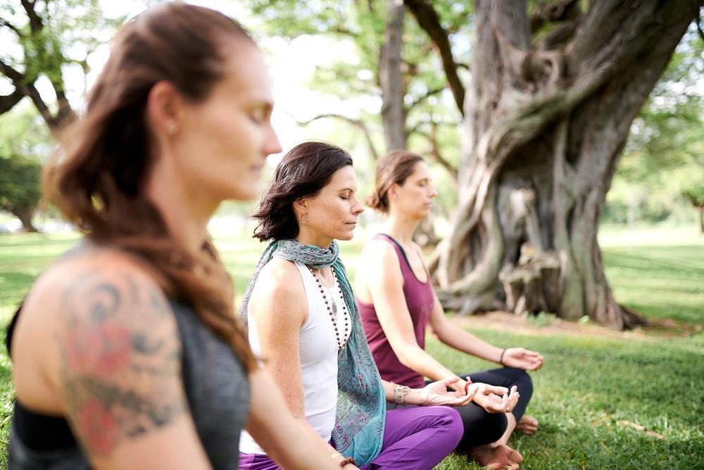 meditation hawaii