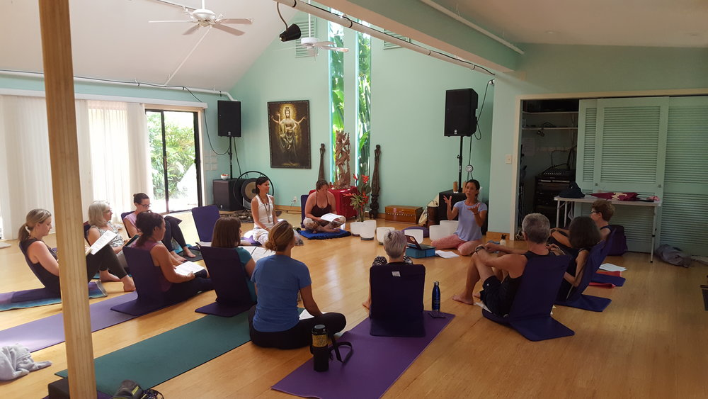 meditation lecture