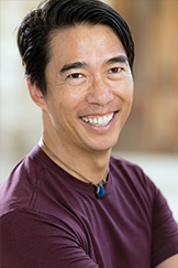 Michael Luan - Dr. Luan, D.C. is a Body Communications Coach, Consultant and Speaker. He offers students a unique blend of neurology, how to identify body patterns and understand motivation and an array of innovative solutions. His clients learn simple methods to improve their health, posture, biomechanics, movements and body shape. Dr. Luan is a Doctor of Chiropractic, holds a Masters in Acupuncture and Oriental Medicine and a Bachelor of Science in Biomedical Engineering from USC. Heʻs studied various forms of martial arts for sixteen years and holds a black belt in Ashihara Karate. Heʻs also master sports trainer and trains students in, peak performance, body rolling, mind/body modes, rehabilitation and body patterning, yoga and teacher training. He teaches Pilates and Gyrotonics instructors on Oahu, is a consultant for Santa Barbara Fitness Ranch program development and collaborates on Yoga Unplugged events.