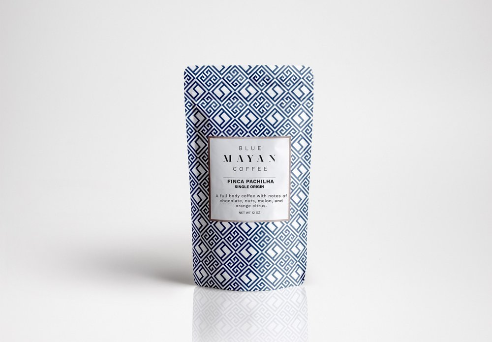 Finca Pachilha (Single Origin):  A full body coffee with notes of chocolate, nuts, melon, and orange citrus.