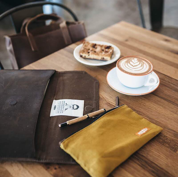 """CAUSEGEAR    """"I was fortunate enough to meet the founder of CAUSEGEAR in 2015. I am deeply impressed with CAUSEGEAR's fair wage model which was created in direct collaboration with artisans. Their bags are sturdy, versatile, and delightfully androgynous.""""   Save 20% off your first order  with promo code:  CGGOOD20"""