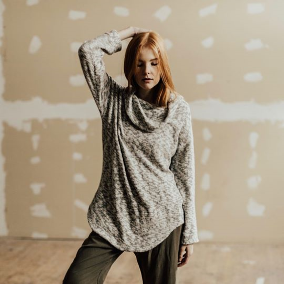 """Hackwith Design House    """"One of my favorite fashion brands, Hackwith stands out because their clothing is minimal and classic while still being incredibly fashion forward. Made by a woman-powered team in the U.S."""""""