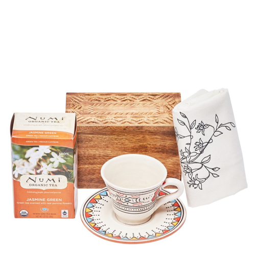 Tea Time Box     GlobeIn  $60.00