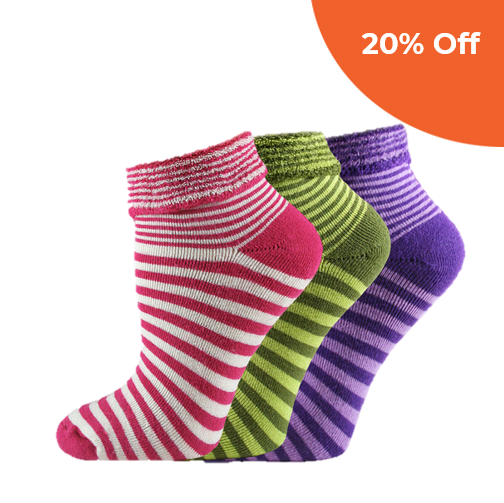 Organic Cotton Snuggle Sock     Maggie's Organics $12.00   Save 20% off your first order  with promo code:  donegood20
