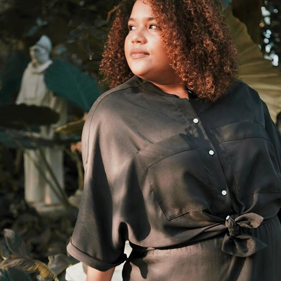 "Hackwith Design House    ""A brand I've been following and admiring for so long in the slow fashion space. HDH makes all their garments in house and is one of the few ethical brands to offer plus sizes!"""