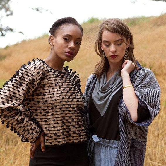 """Tonlé    """"I love tonlé's focus on zero-waste, ethical fashion. All their unique pieces are created with deadstock fabric, textile scraps, and nothing goes to waste!""""   Save 20% off orders over $100  with promo code: tonledonegood20"""