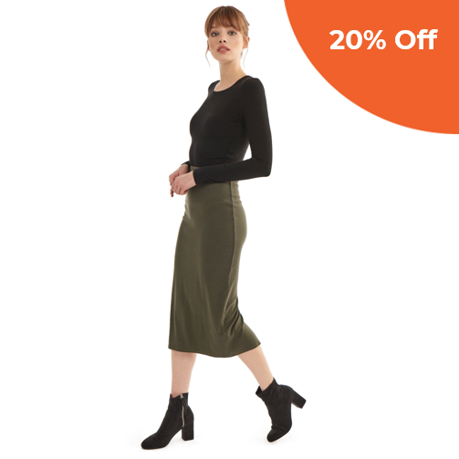 Sansom Skirt   Groceries Apparel $78.00   Save 20% off orders over $100  with promo code: donegood