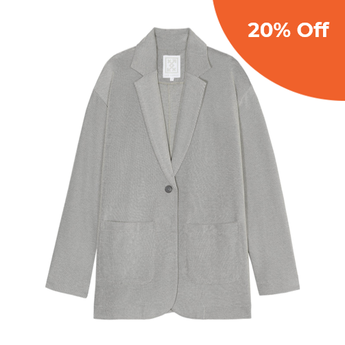 The Generous Jacket   Les Lunes $225.00   Save 20% off your order  with promo code: DONEGOOD20