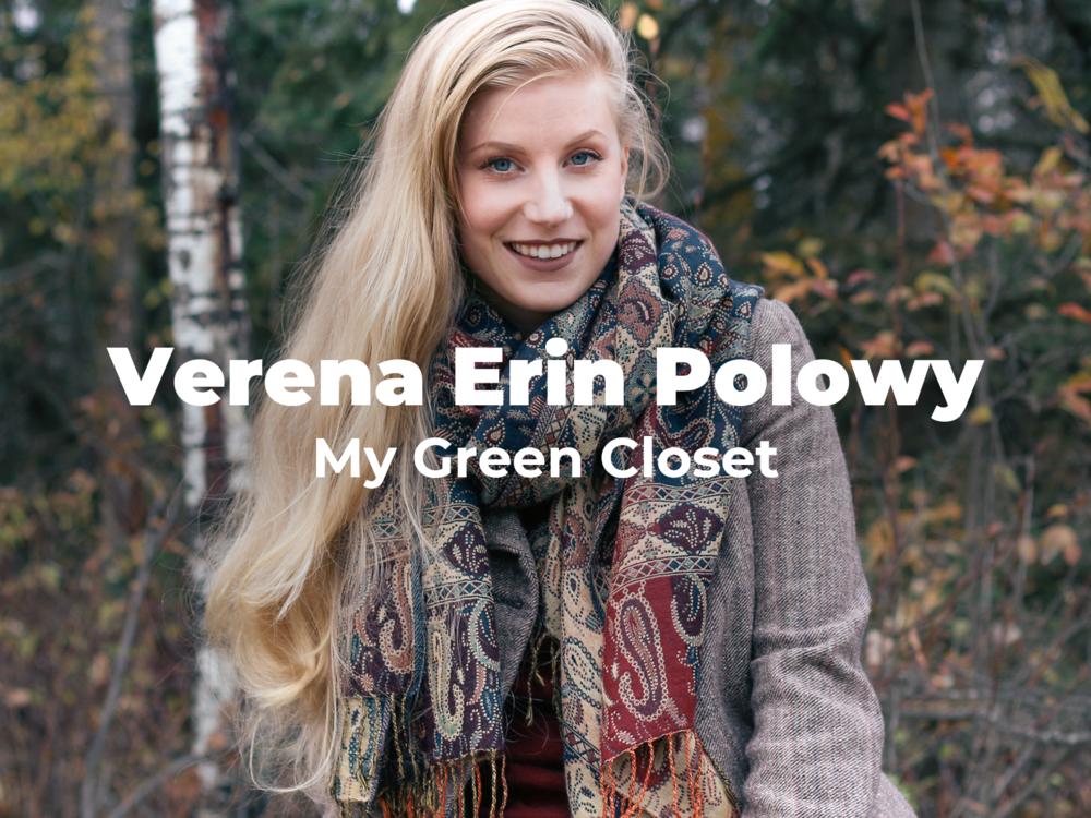 My Green Closet