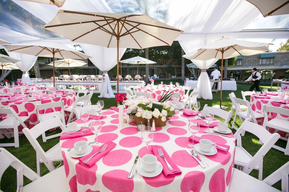 Polka Dot Brunch -