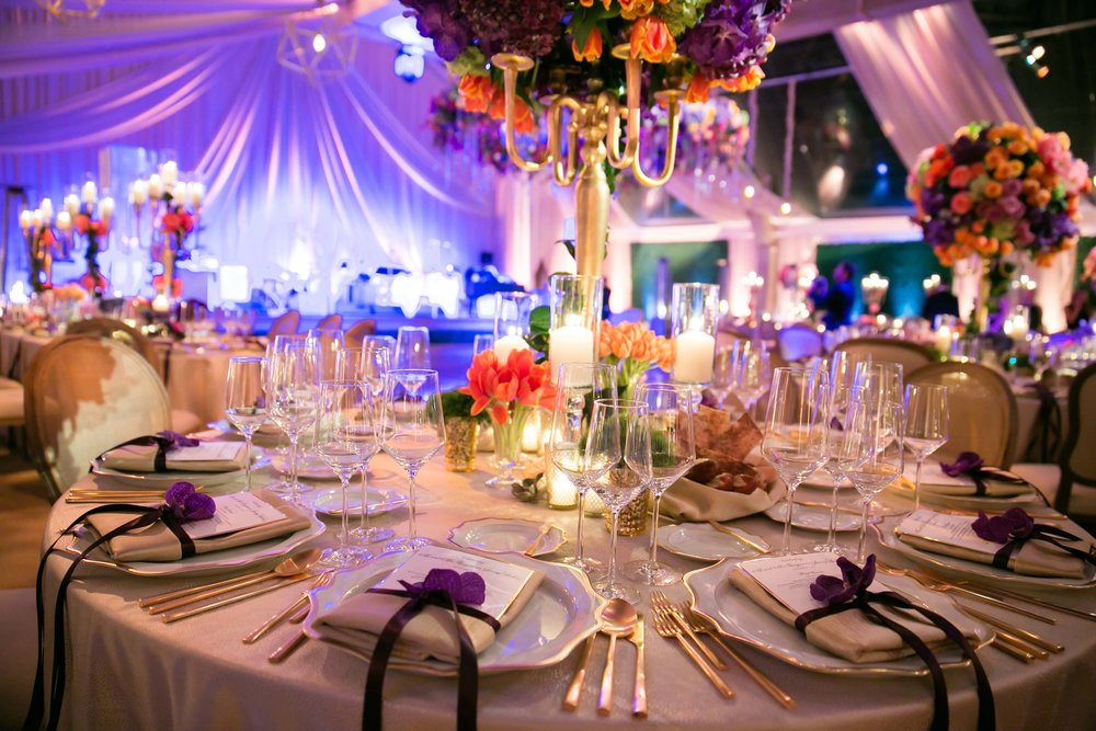 Desert WEdding Reception -