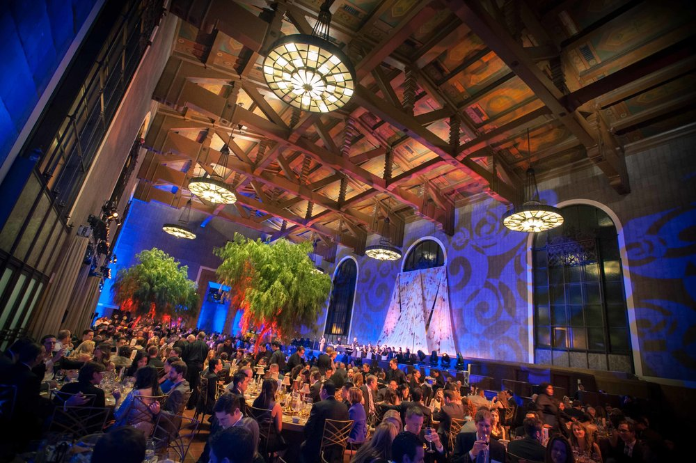 Union Station Company Dinner -