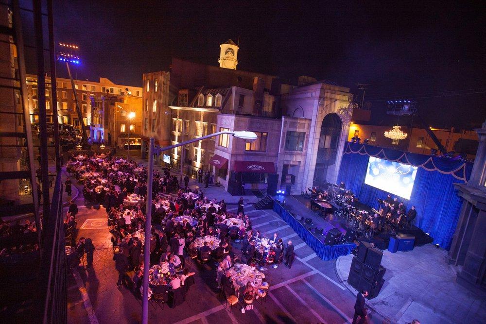 True Blue Gala at Paramount Studios -