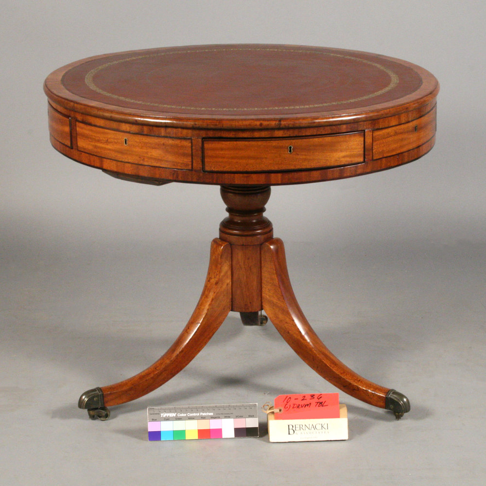 The table after restoration by Bernacki & Associates