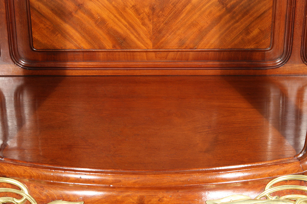 Photo:  After finish conservation