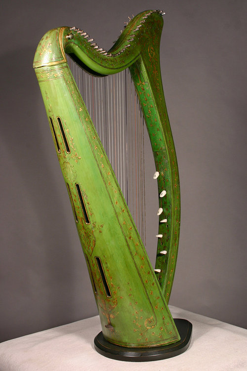 John Egan harp
