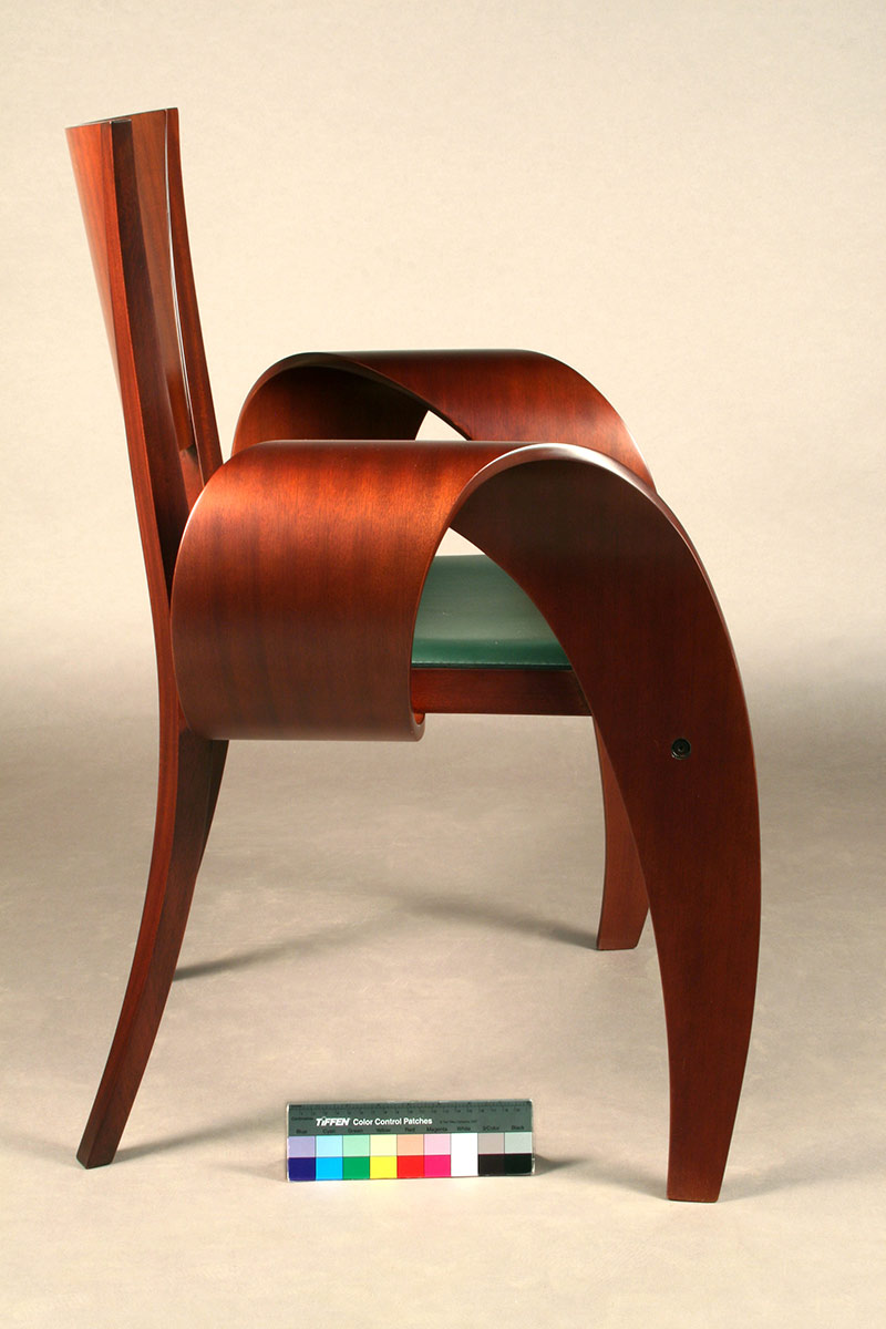 """Patty Diffusa"" chair designed by William Sawaya, 1993"