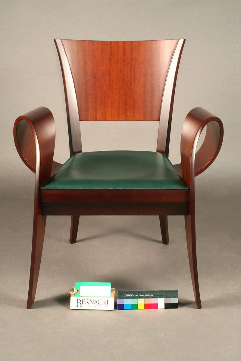 "Sawaya's ""Patty Diffusa"" chair"