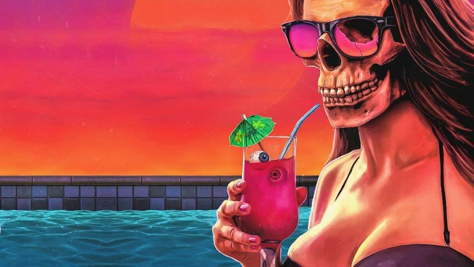 Bad Girls Die First: Horror Podcast - Pool Party Massacre