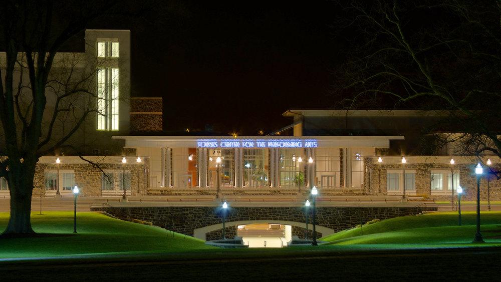 JMU Forbes Center