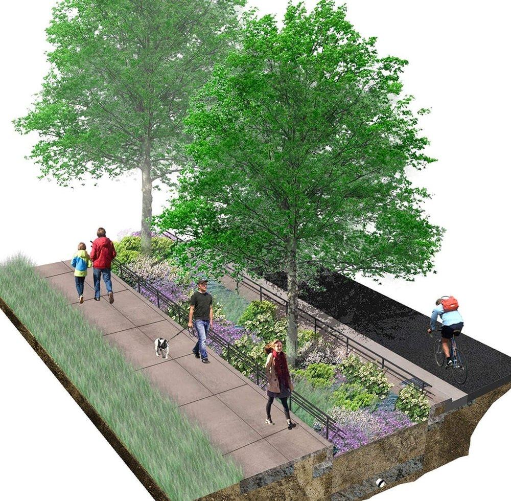 LeDroit Park Green Infrastructure