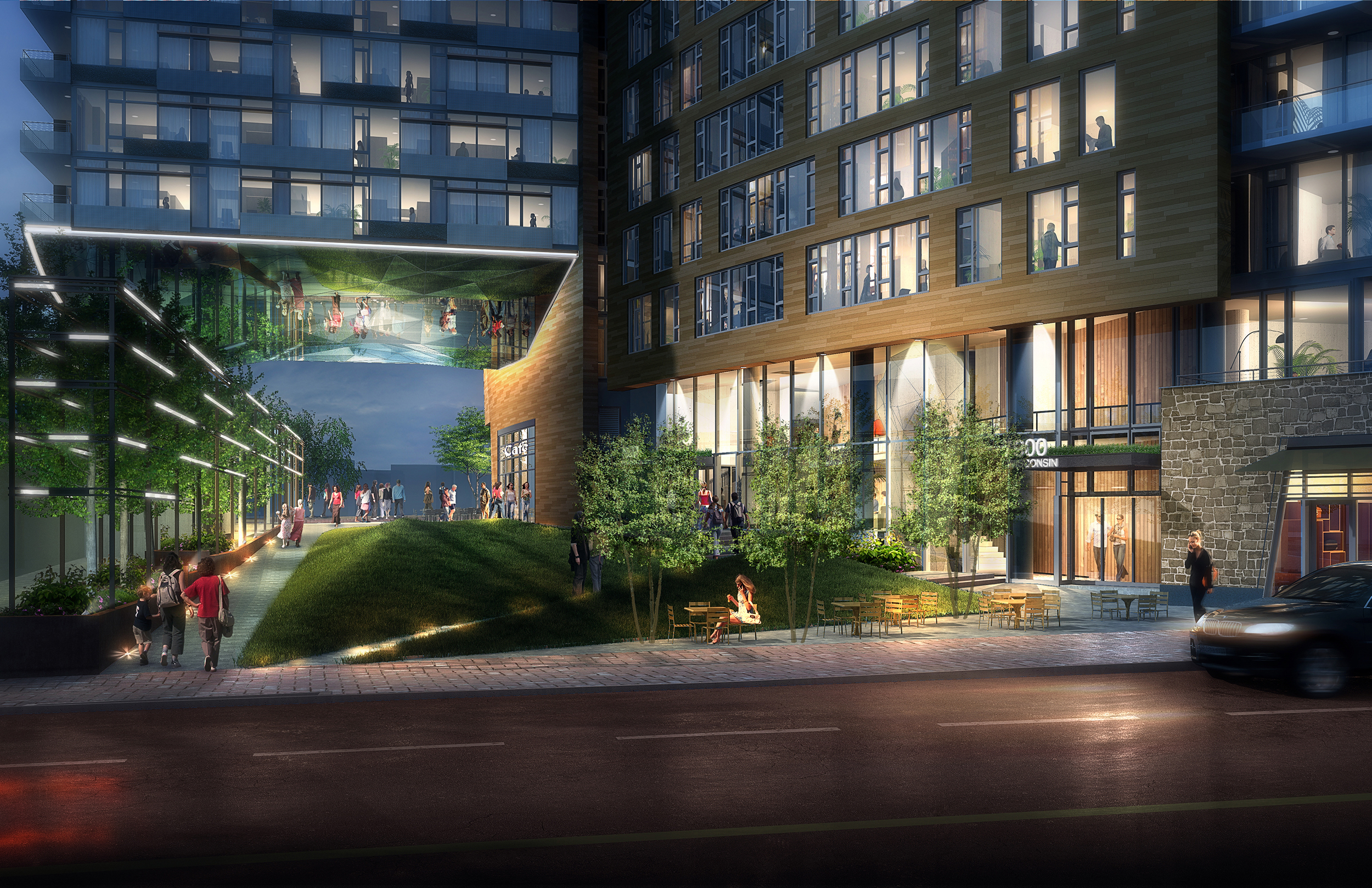 Landscape architecture bureau