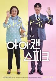 I Can Speak - This adorable Korean movie will have you laughing at one minute and crying at the next. A seemingly annoying woman has a tearjerking story behind her madness and eventually gets the help of a kind young man to teach her English. She finally gets the opportunity to travel to the US and speak her truth.