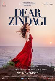 Dear Zindagi - This stunning movie from India tells the story of a young woman who's struggling with her love life and career. She meets a therapist that teaches her how to love life again through unconventional tactics, and they form an incredible bond.