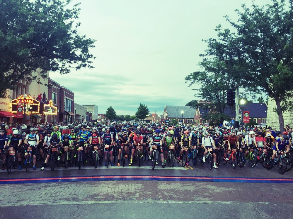 Dirty Kanza 2018