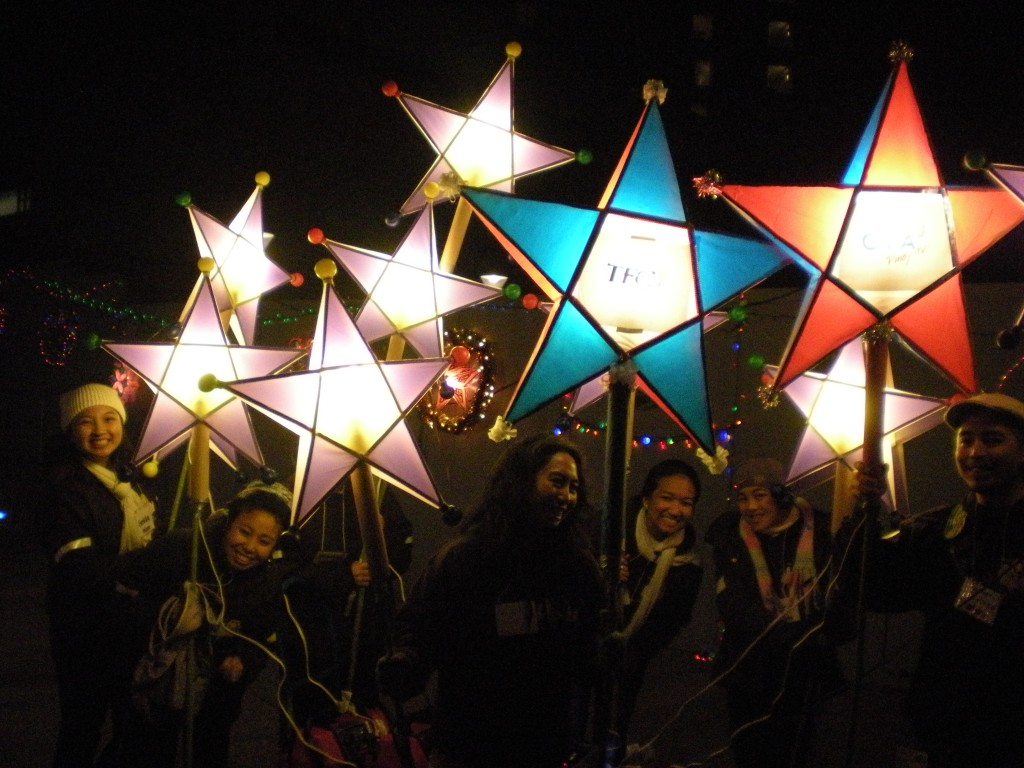 Kularts Fadf Present 2018 Parol Lantern Festival Parade Soma