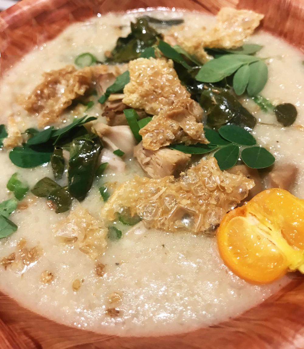 Cauliflower Rice Arroz Caldo