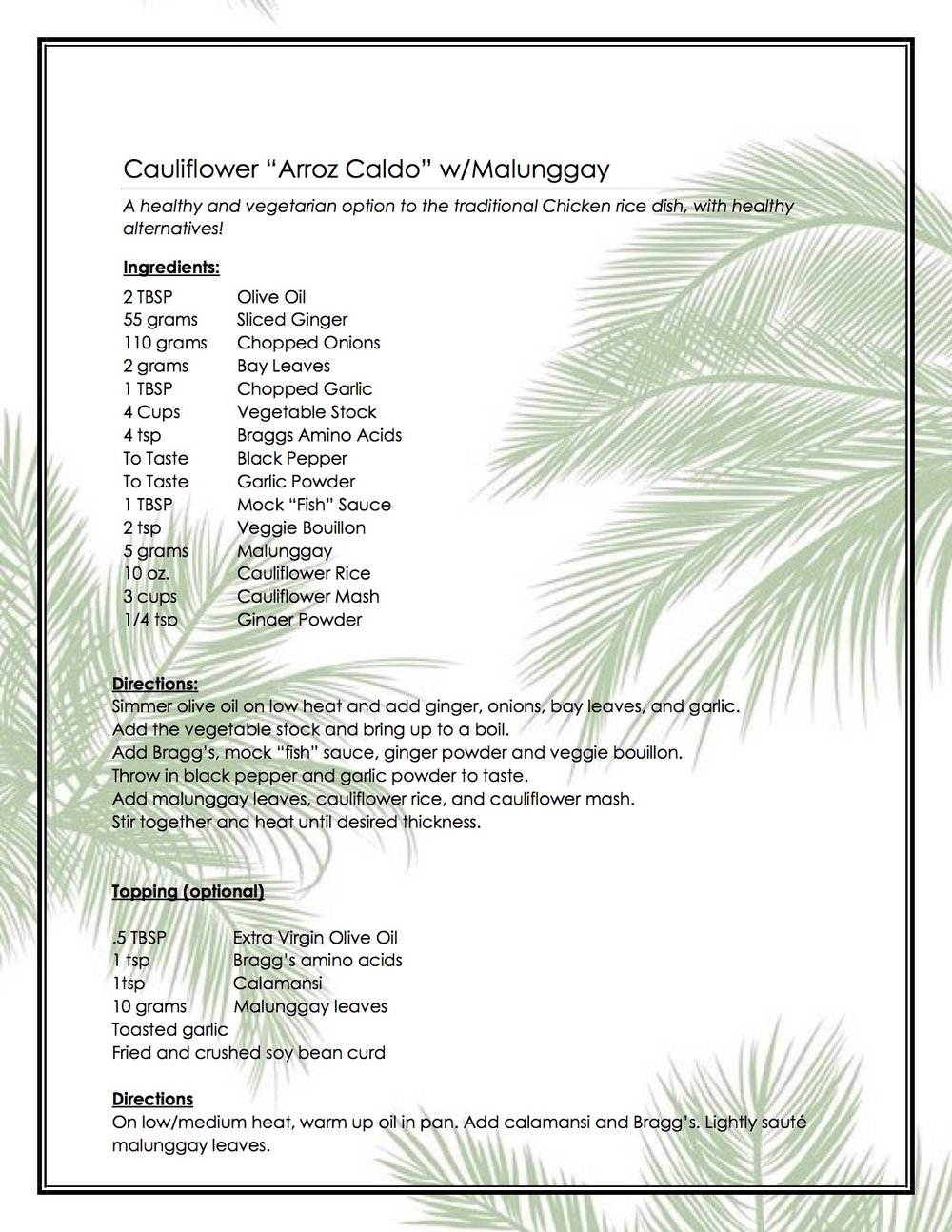 Bindlestiff Recipe - Cauli Rice Arroz Caldo (1).jpg