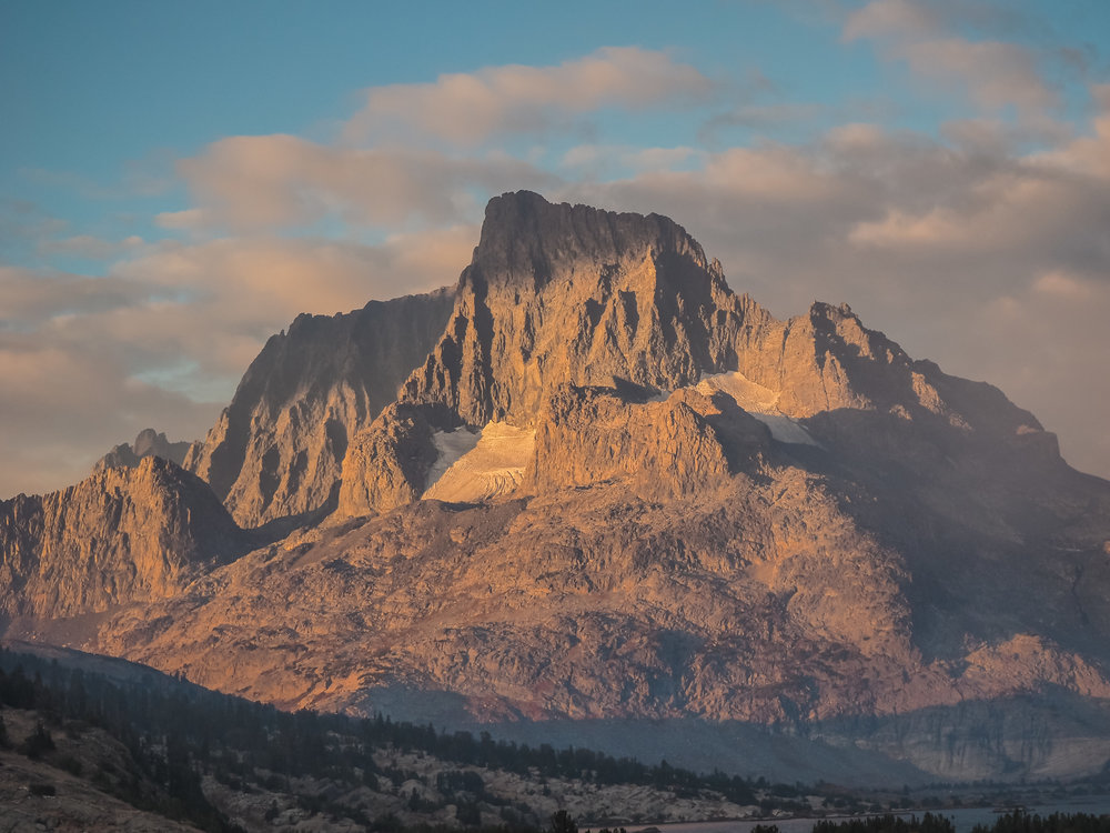 Banner Peak