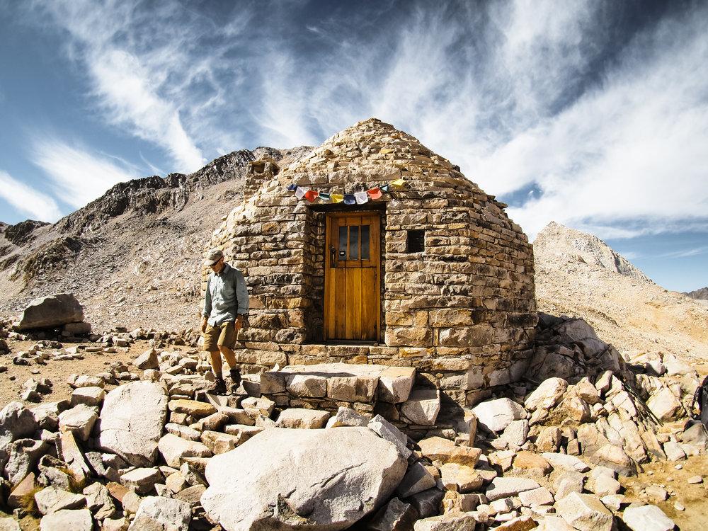 Muir Pass - Muir Hut