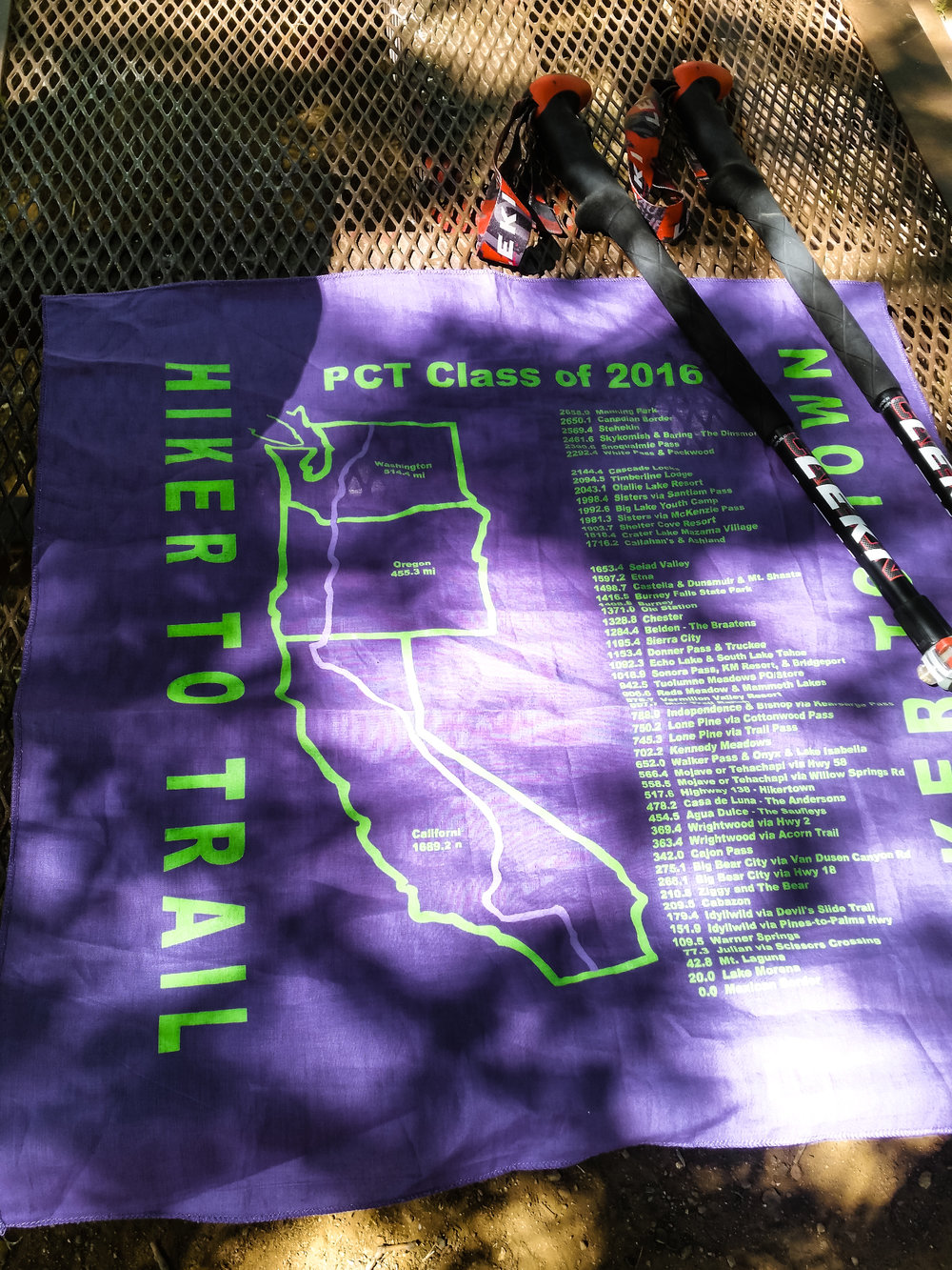 PCT Class of 2016